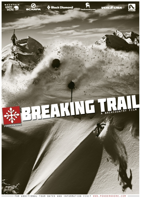 Breaking Trail Poster