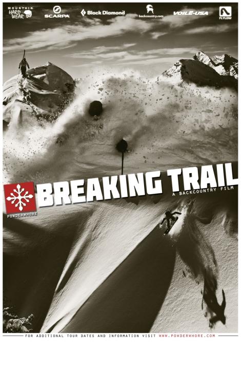 Breaking Trail Poster